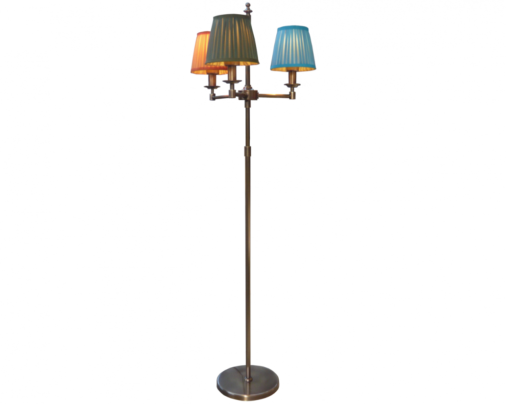 chambord-3 pleated lamp shades
