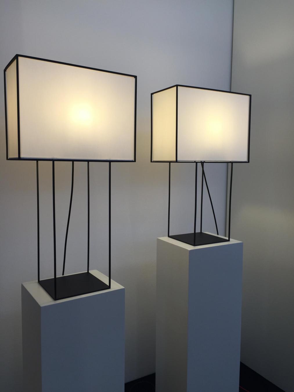 Deknudt Lighting launch of WIREFRAME